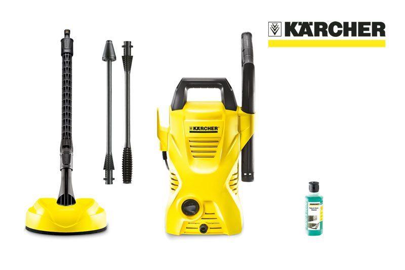 Karcher K2 Compact Casa Idropulitrice Portatile