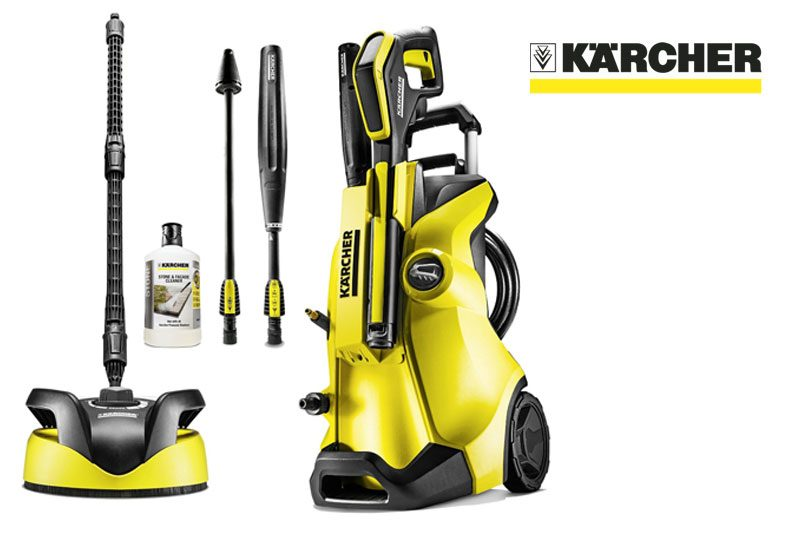 Karcher K4 Full Control Casa Idropulitrice